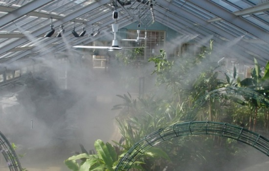 Types of Fog System for Textile Area