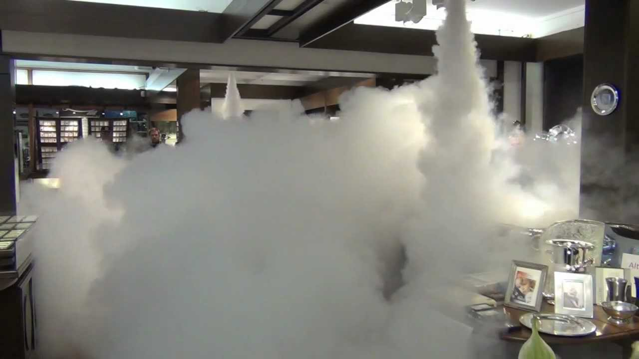What are Fogging Systems