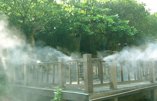Usage Areas and Advantages of Fogging Systems