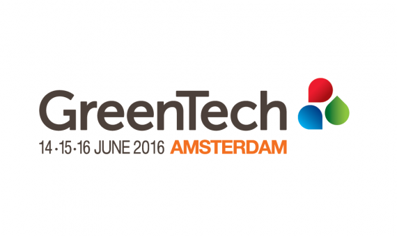 GREENTECH – AMSTERDAM  Hall 12-612   /  12-13-14 June 2018